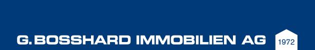 Logo - G. Bosshard Immobilien AG