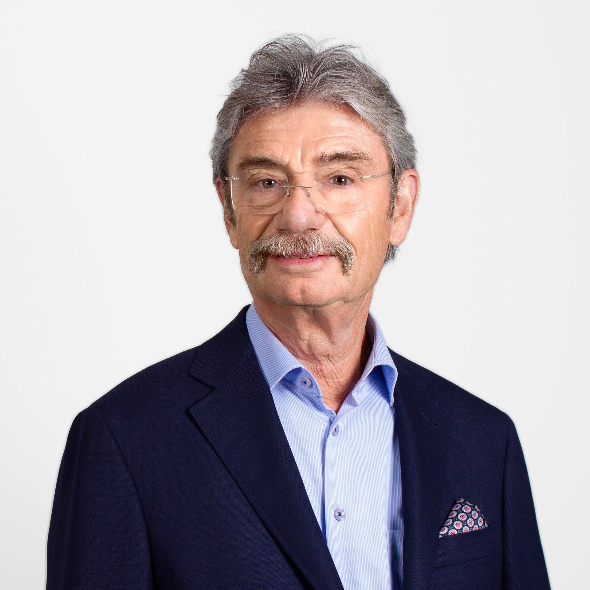 Georges Bosshard : Geschäftsleitung