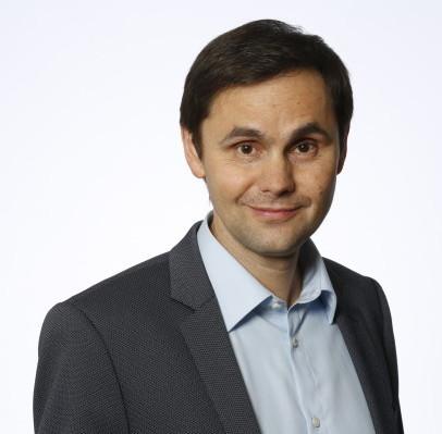 Pascal Bosshard : Mitglied der Geschäftsleitung