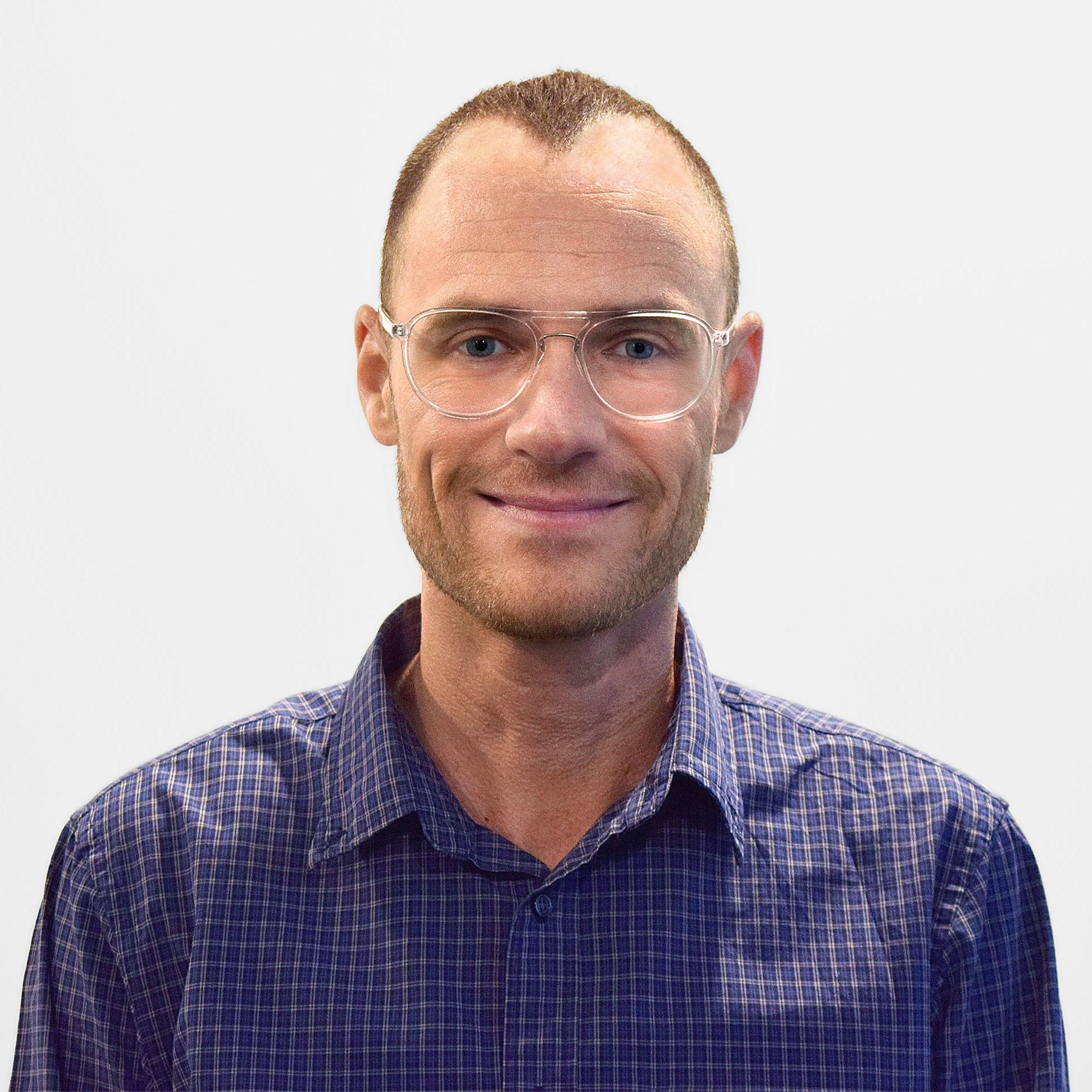 Simon Bosshard : Mitglied der Geschäftsleitung