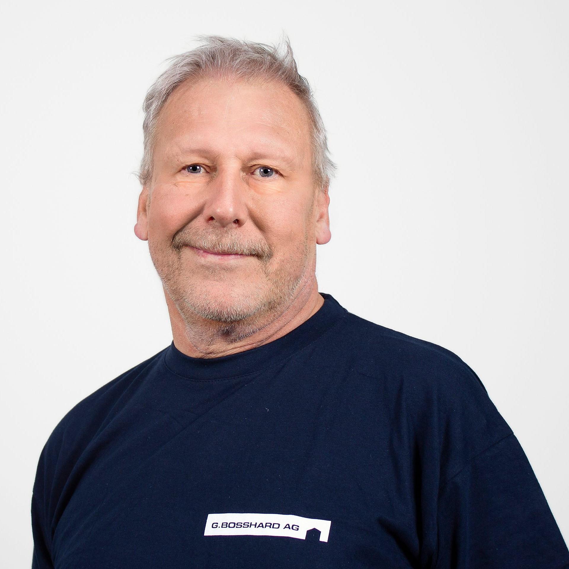 Markus Gerig :