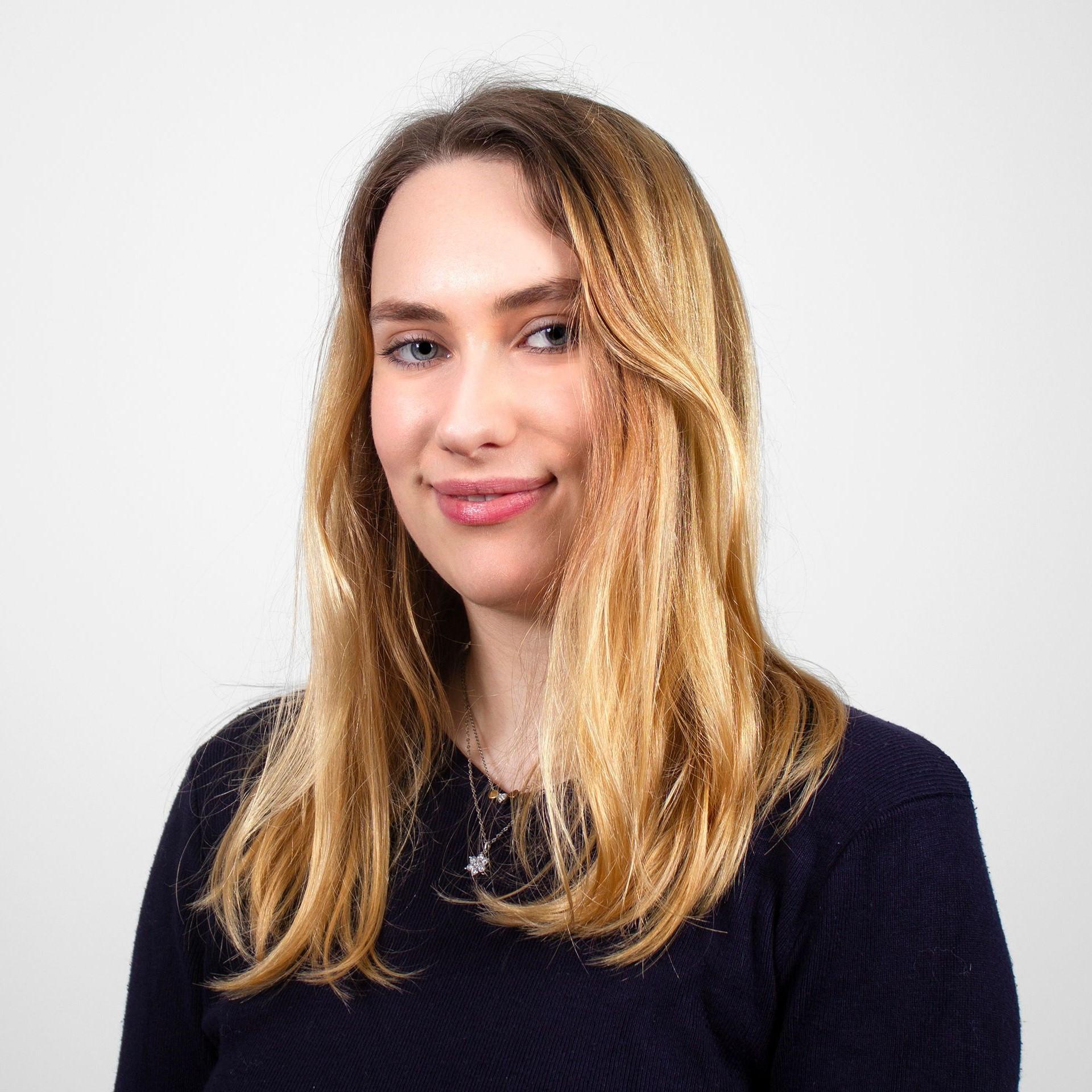 Celina Bosshard : Lernende Kauffrau EFZ / 1. Lehrjahr