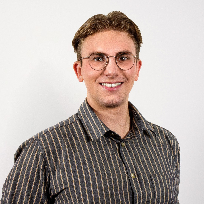Gabriel Bosshard : Praktikant Immobilien